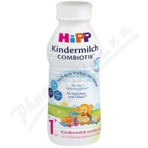 HiPP Junior Combiotik 1+ Tekuté pokračovací mléko 470 ml