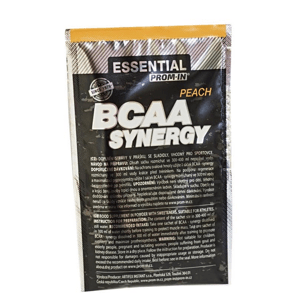 PROM-IN Essential BCAA synergy broskev 11 g