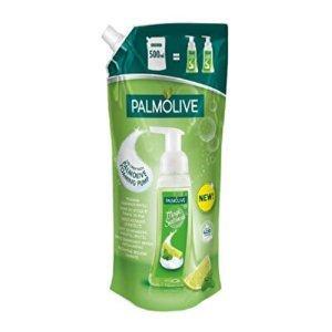 PALMOLIVE Magic Softness Tekuté mýdlo náhradní náplň Lime & Mint 500 ml