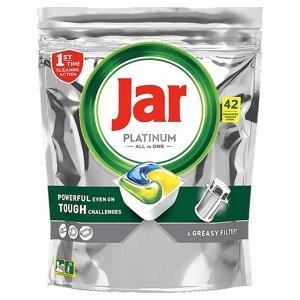JAR Tablety do myčky Platinum All-in-One 42 ks