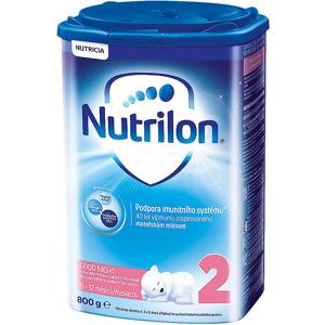 NUTRILON 2 Good Night 800 g, poškozený obal