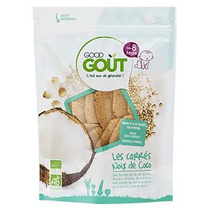 GOOD GOUT Kokosové polštářky BIO 50 g