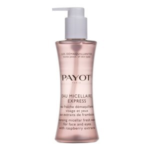 PAYOT Les Démaquillantes micelární voda Cleansing Micellar Fresh Water 200 ml