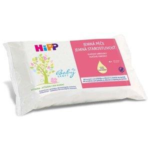 HiPP BabySanft Čistící vlhčené ubrousky 56 ks