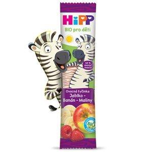 HiPP Oplatka Banán-Jablko-Malina BIO 23 g