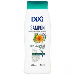 DIXI šampon revitalizační 7 bylin 400 ml