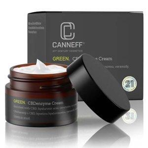 CANNEFF Green.CBDenzym Cream 50 ml