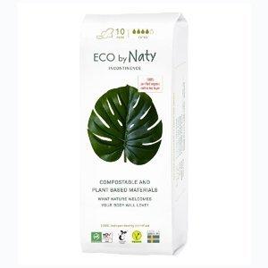 ECO BY NATY Dámské inkontinenční vložky Extra 10 ks
