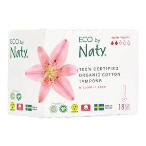 ECO BY NATY Tampóny Normal 18 ks