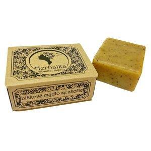 HERBALKA šamponové mýdlo zdravovláska máta 105 g