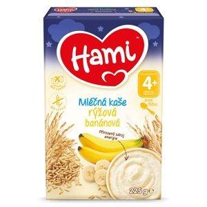 HAMI Dobrou noc Mléčná kaše Rýžová banánová 225 g