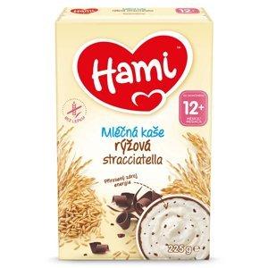 HAMI Mléčná kaše Rýžová stracciatella 225 g