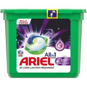 ARIEL Allin1 Lenor Unstoppables Kapsle na praní 23 PD