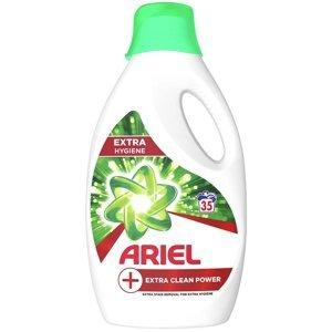 ARIEL Extra Clean Power Tekutý prací prostředek 2,31 l 42 Praní