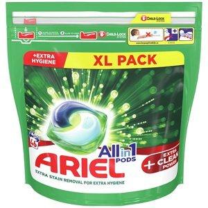 ARIEL Allin1 Extra Clean Power Kapsle na praní 46 PD