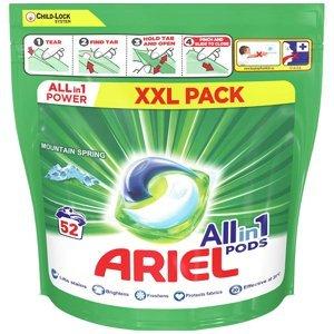 ARIEL Allin1 Mountain Spring Kapsle na praní 52 PD