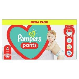 PAMPERS Pants vel.4 Plenkové kalhotky 9-15kg 108 ks
