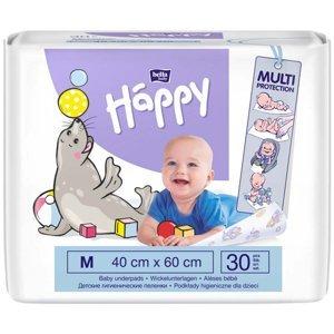 HAPPY Dětské hygienické podložky 40x60 cm 30 ks