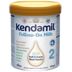 KENDAMIL 2 DHA+ Pokračovací kojenecké mléko od 6 - 12 měsíců 800 g