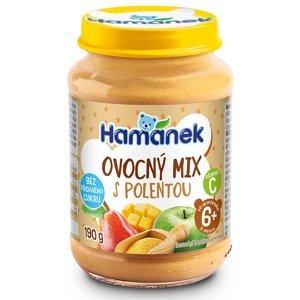 HAMÁNEK Ovocný mix s polentou 190 g