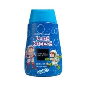 GABRIELLA SALVETE Kids sprchový gel 2v1 pure breeze 300 ml
