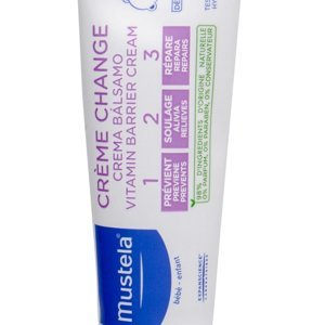 MUSTELA BÉBÉ Tělový krém Vitamin Barrier Cream 50 ml