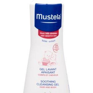 MUSTELA BÉBÉ Sprchový gel Soothing Cleansing Gel 300 ml