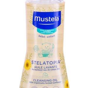 MUSTELA BÉBÉ Stelatopia® Sprchový olej 500 ml