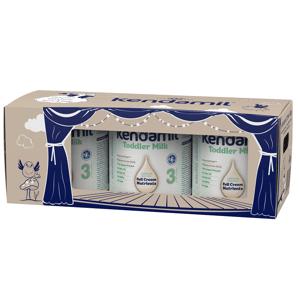 KENDAMIL 3 DHA+ Pokračovací batolecí mléko od 12 - 36 měsíců 3 x 900 g