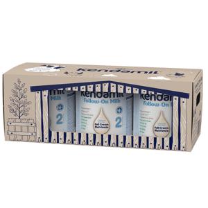 KENDAMIL 2 DHA+ Pokračovací kojenecké mléko od 6 - 12 měsíců 3 x 900 g