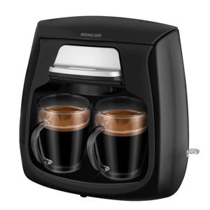 SENCOR SCE 2100BK kávovar
