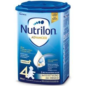 NUTRILON 4 Advanced Pokračovací batolecí mléko od 24-36 měsíců 800 g