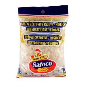 SAFOCO Rýžové těstoviny Mušličky 200 g