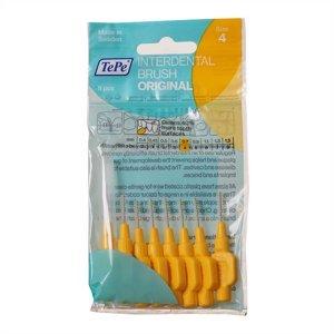 TEPE Mezizubní kartáčky žluté 0,7 mm v sáčku 8 kusů