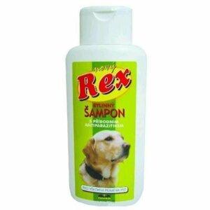 REX  Antiparazitní bylinný šampon pro psy 250 ml