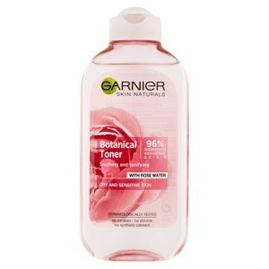 GARNIER Skin Naturals Botanical pleťová voda 200 ml