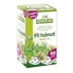 BYLINÁŘ Hubnoucí bylinný čaj 40x1.6 g
