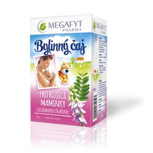 Megafyt Bylinný čaj pro kojící matky s jestřabinou lék. 20 x 1.5 g