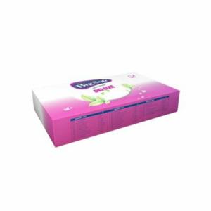 Kosmetické ubrousky Big-soft deluxe 100 ks