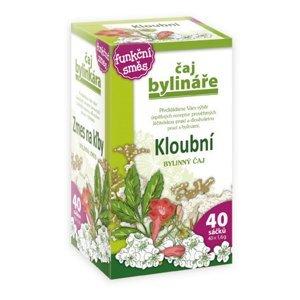 BYLINÁŘ Kloubní bylinný čaj 40x1.6 g