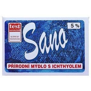 MERCO Sano mýdlo s ichtyolem 5 % 100 g
