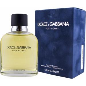 Dolce & Gabbana Pour Homme Toaletní voda 125ml Tester TESTER