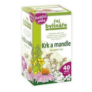 BYLINÁŘ Bylinný čaj krk a mandle 40x1.6 g