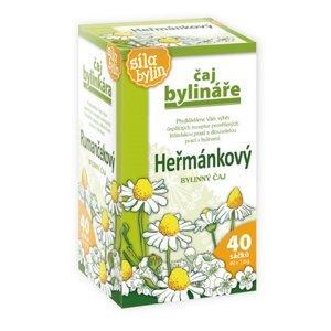 BYLINÁŘ Heřmánkový bylinný čaj 40x1.6 g