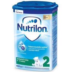 NUTRILON 2 Pokračovací kojenecké mléko od 6-12 měsíců 800 g